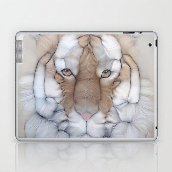 tiger wild Laptop & iPad Skin