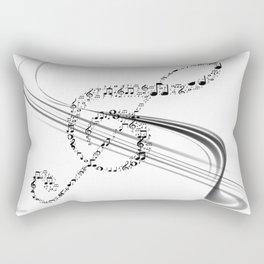 DT MUSIC 7 Rectangular Pillow