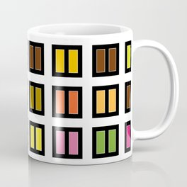 windows at night Coffee Mug