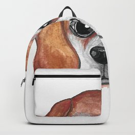 Brandy the Beagle Version 2 Backpack