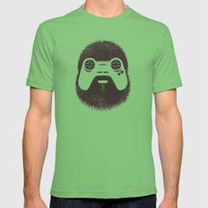 The Gamer Grass 2X-LARGE Mens Fitted Tee