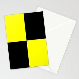 Nautical Quarantine Flag Stationery Cards