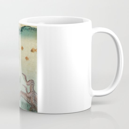 octopuses garden Mug