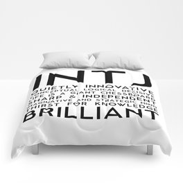 INTJ Comforters
