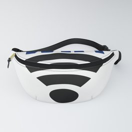 Is Your Name Wifi Because I'm Feeling A Connection Fanny Pack