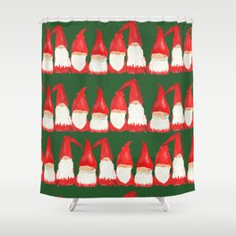 Wall of Gnomes- Hope For Lizzy Fundraiser Shower Curtain