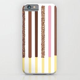 Pocky Sticks iPhone Case