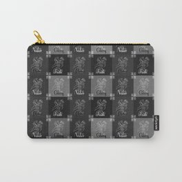 A knight's code Carry-All Pouch