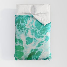 Out there in the Ocean II Comforters