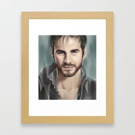 Killian Jones Framed Art Print