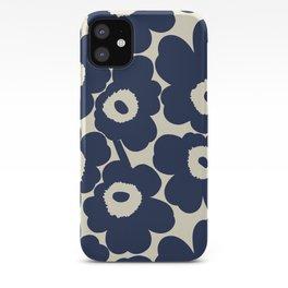 Marimekko This classic, Unikko (poppy) pattern   iPhone Case