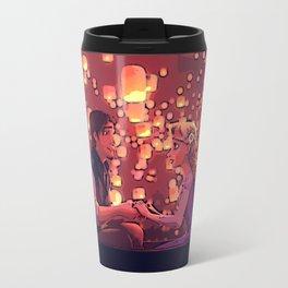 Tangled - A Stolen Heart Travel Mug