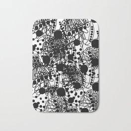 Digital Doodle Bath Mat