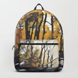 Autumn Reflection Backpack