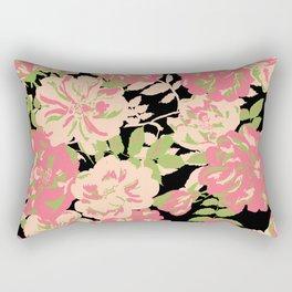 Big Wild roses Rectangular Pillow