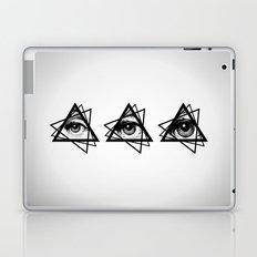 Eye New World Order Laptop & iPad Skin