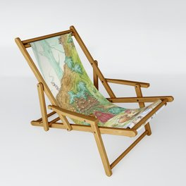 The Wind in the Willows Sling Chair