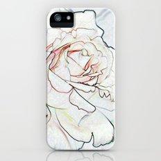 Queen of roses iPhone (5, 5s) Slim Case