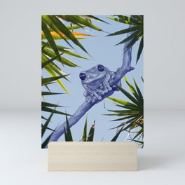 A summer kinda feeling Mini Art Print