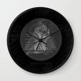 Fx of an Eclipse Wall Clock