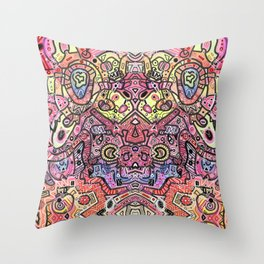 Gratitude Throw Pillow
