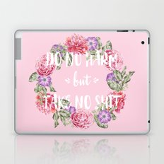 DO NO HARM Laptop & iPad Skin