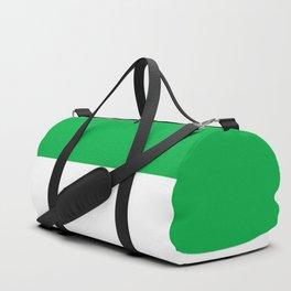 Flag of Vlieland Duffle Bag