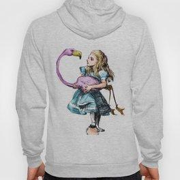 Alice Plays Croquet Hoody