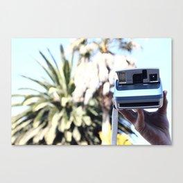 Palmcam Canvas Print