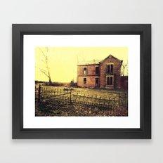 home2 Framed Art Print