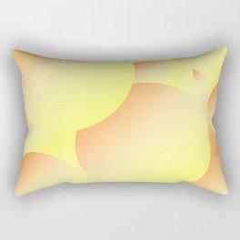 Sunny Bubbles Rectangular Pillow