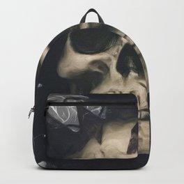 Dark Skull Backpack