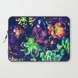 Colorful Plants Laptop Sleeve