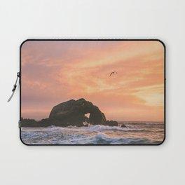Love Rock at Sutro Baths   San Francisco, California Laptop Sleeve