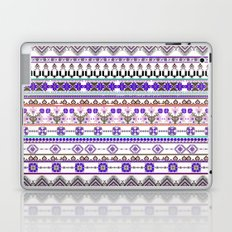Purple tradition Laptop & iPad Skin