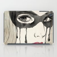 majoras mask iPad Cases featuring Mask by Vivian Lau