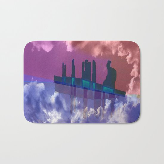 To Venus in a Ship / 28-10-16 Bath Mat