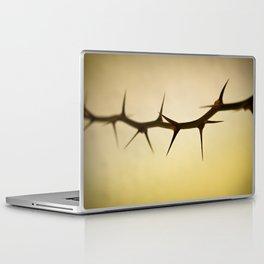The Sharp Point of Winter Laptop & iPad Skin