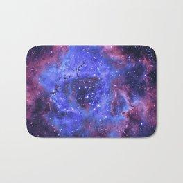 Supernova Explosion Bath Mat
