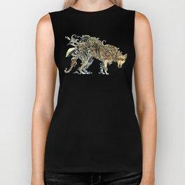 A Phantom in the Wilderness - The Thylacine Biker Tank