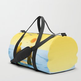 Together till the end Duffle Bag