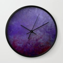 Lost dreams Wall Clock
