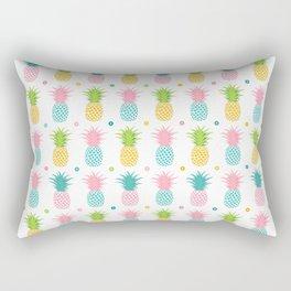 AFE Pineapple Pattern Rectangular Pillow