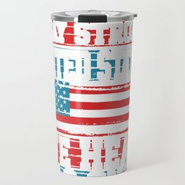 United States Stay Strong USA We Heal as One Travel Mug