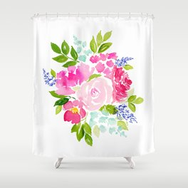Prom Queen Shower Curtain
