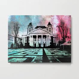 The theatre Metal Print