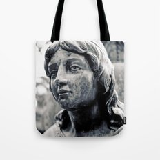 Lady of stone Tote Bag
