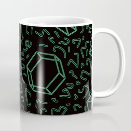 Postmodern Electric Computer Models Coffee Mug