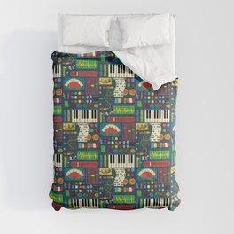 Magical Music Machine Comforters