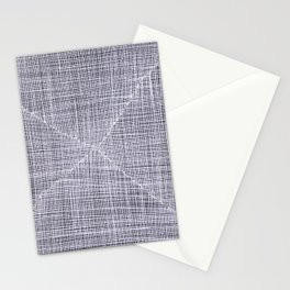Ink Weaves: White Quartz Stationery Cards